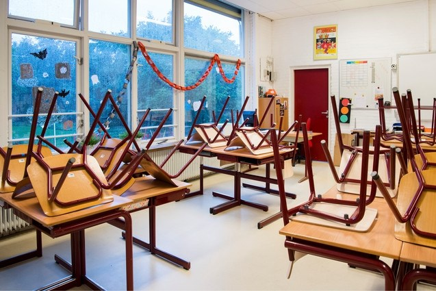 Leraren leggen definitief werk neer op 6 november