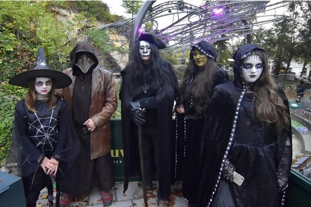 Halloweentocht voor de jeugd in Wijlre