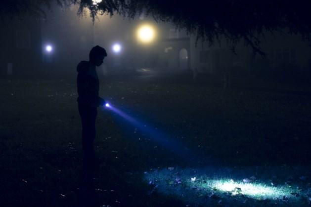 Pitslampentocht tijdens Nacht van de Nacht