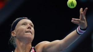 Tennisster Kiki Bertens: geen resultaten en geen WTA Finals, wel rust