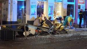 Drie verdachten vast voor poging doodslag of zware mishandeling na terrasdrama Deventer