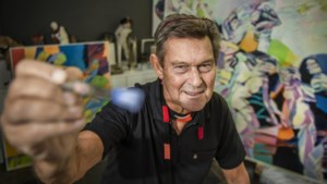Te veilen kunstwerken voor Kika lagen 18 jaar in een container