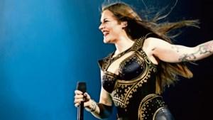 Extra concert metalzangeres Floor Jansen in Ziggo Dome