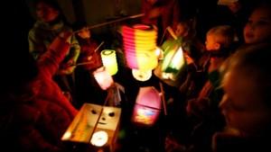 Scouting Ulestraten viert Sint Maarten