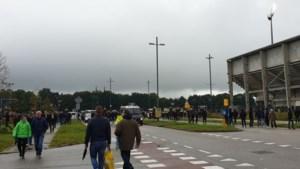 Feyenoord-supporter aangehouden wegens mishandeling Fortuna-fan