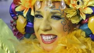 Opening carnavalsseizoen op Wilhelminaplein in Stein