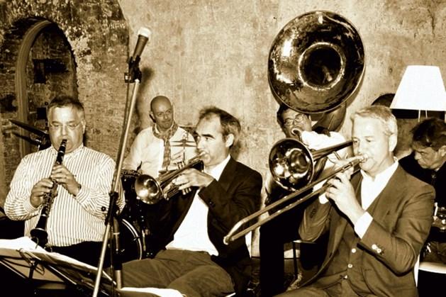 Gumbo Jazzband in café de Pieter