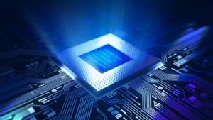 Koelen met vloeibare CO<sub>2</sub>: een koude chip werkt sneller