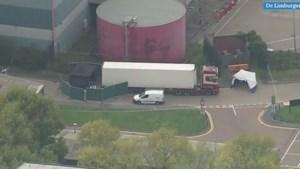 Video: 39 lichamen gevonden in container op vrachtwagen in Engeland
