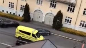 Ambulance-incident Oslo geen terreurdaad