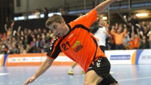 Voerendaalse handballer Luc Steins: 'We leven beetje boven onze stand'