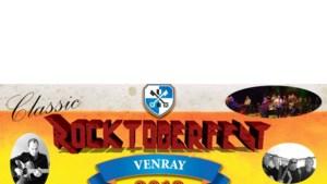 Rocktoberfest met tributes to Fleetwood Mac, Bruce Springsteen en Creedance Clearwater Revival
