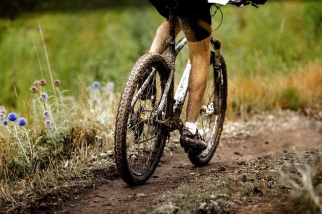 Toertocht voor mountainbikers in Gulpen
