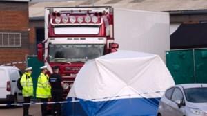 'Chauffeur viel flauw toen hij truck vol dode migranten opende'