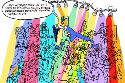 Ergernis over filmen en kletsen tijdens optredens: moet de concertganger heropgevoed worden?