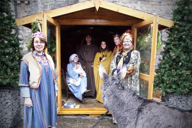 Figuranten gezocht voor levende kerststal in Posterholt