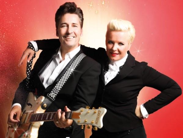 Win tickets kerstshow René Shuman & Angel-Eye