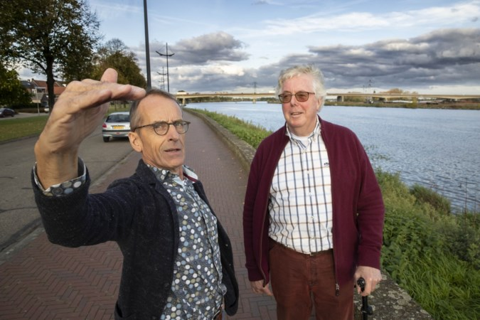 Wessem dreigt zicht op Maas te verliezen, inwoners in verzet tegen dijkverhoging