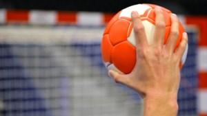 Handballers spelen gelijk tegen Slovenië