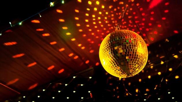 Kerst disco voor kinderen in Gronsveld