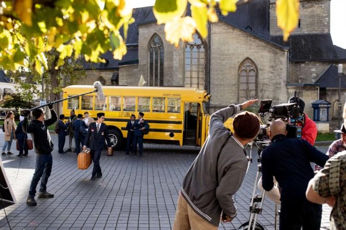 Opnames voor speelfilm: Valkenburg is even een Canadese stad