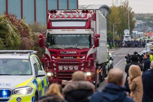 Vijfde arrestatie in zaak rond vrachtwagendoden in Engeland