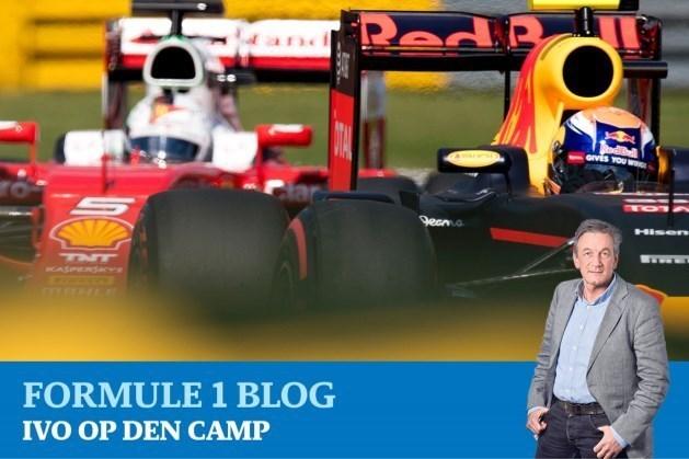 Ivo's Formule 1-blog: In de taxi bij een flessentrekker
