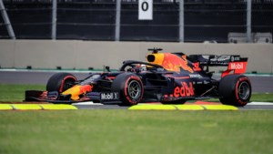 Zesde tijd voor Max Verstappen in derde training Mexico