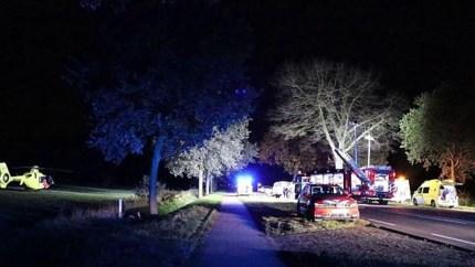 Video: Meerdere gewonden bij ongeval met busje in Heide