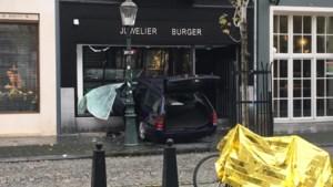 Inbrekers slaan toe: ramkraak bij juwelier Maastricht