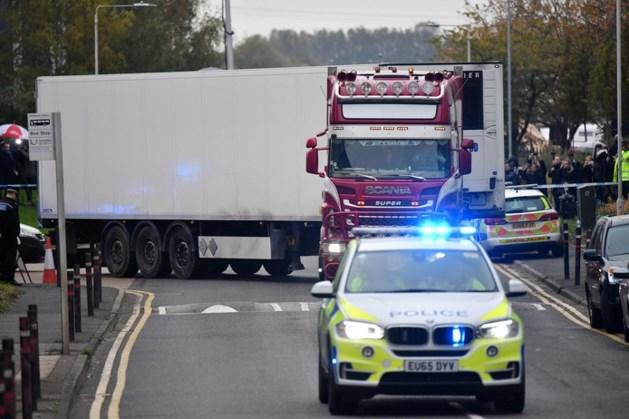 Drie verdachten in zaak dode migranten Engeland weer vrij