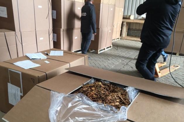 Grote internationale actie tegen tabaksmaffia: hoofdverdachten opgepakt in Limburg