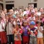 Speculaasactie voor 'Mama België' door leerlingen Citaverde College in Horst