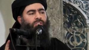 Dood IS-leider komt Trump goed uit