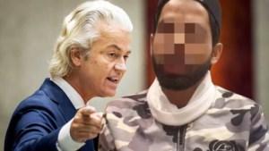 Pakistaan Junaid (27) 'wilde enkel cartoonwedstrijd Wilders stoppen'