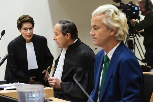 Mogelijk nog meer vertraging proces Wilders