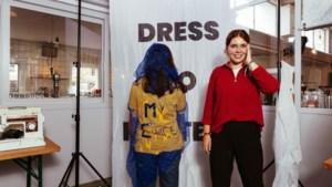 Limburgse jongeren protesteren met hun kleren