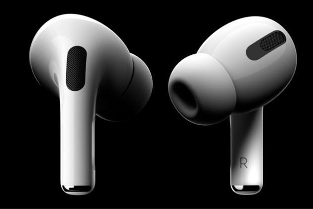 Apple presenteert AirPods Pro met ruisonderdrukking
