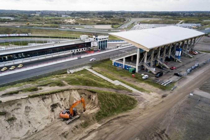 Circuit Zandvoort mag werkzaamheden voortzetten