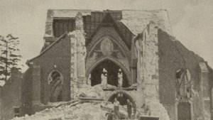 Lezersbrieven over de bevrijding: 'Met een almachtige ontploffing ging de kerk de lucht in'