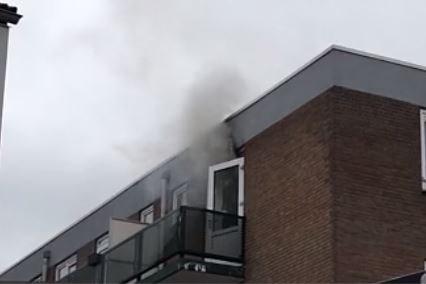 Explosie van een flatwoning in Kerkrade was volgens de advocaat het gevolg van een mislukte zelfmoordpoging