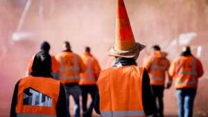 Bouwdemonstratie: 26 betogers opgepakt voor onder meer openlijke geweldpleging, opruiing en poging doodslag