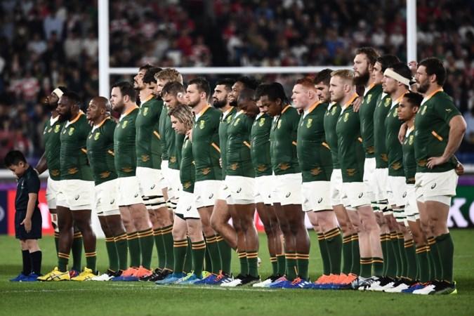 Rugby-finalist Zuid-Afrika geen blank bolwerk meer, nog wel racisme