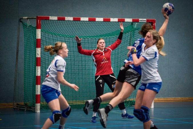 Venlo-keepster Kelly Hoffmans: nu derby tégen vriendinnen van V&L