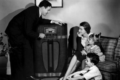 De magie van radio raakt nooit uitgewerkt