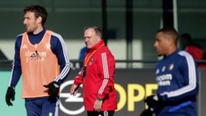 Dick Advocaat: 'Het is te stil bij Feyenoord'