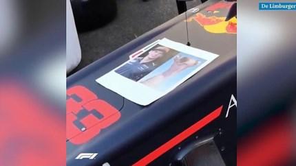 Video: Ricciardo neemt Verstappen in de maling