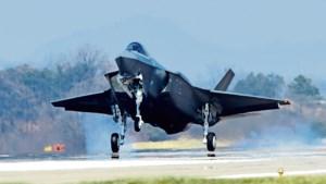 Komst nieuwe F-35: bij defensie gaat de vlag uit, dorpen zijn minder blij