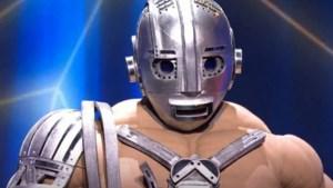 Mysterieuze robot wint The Masked Singer, maar wie zit er toch in?