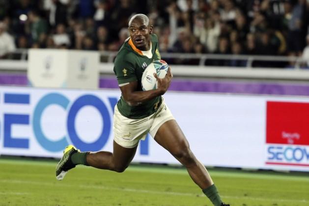 Derde wereldtitel voor rugbyers Zuid-Afrika